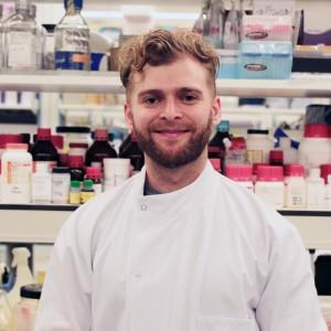 Matt Dickinson, BSc BVSc MRCVS