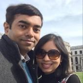 Peter Banerjea and Joy Ghose