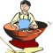 wok wiht ray