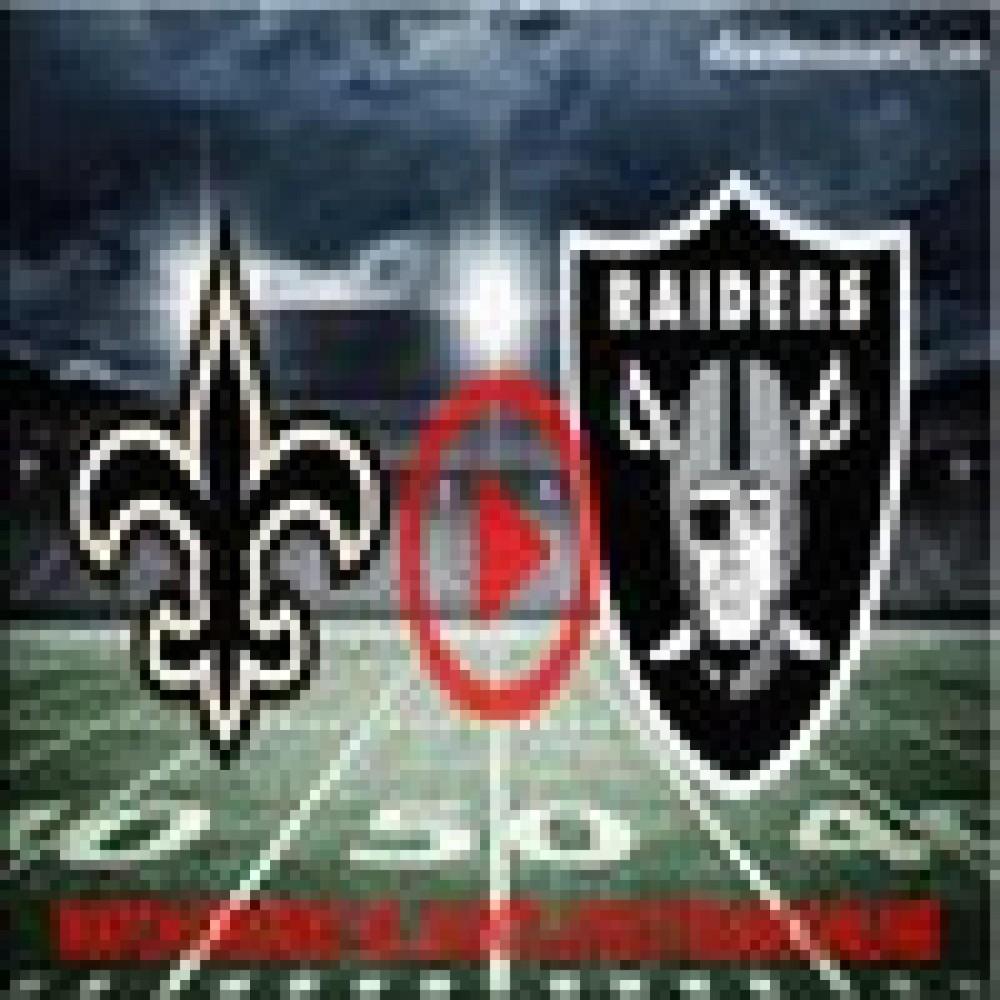 Saints vs Raiders