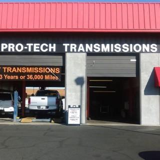 Pro-Tech Transmissions