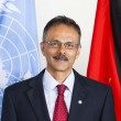 Roy Trivedy - Head of the United Nations (Resident Coordinator) and the United Nations Development Programme in Papua New Guinea