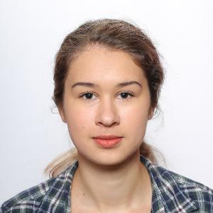 Anastasiia Mozghova