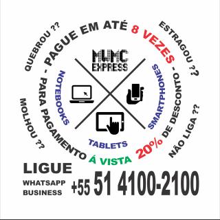 MWMC EXPRESS ASSISTÊNCIA TÉCNICA NOTEBOOKS TABLETS CELULAR SMARTPHONES