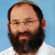 Photo of Rabbi Chaim Goldberg
