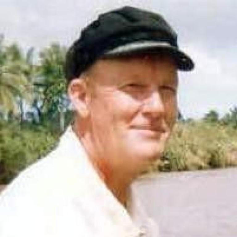 Alan Stafford Jones