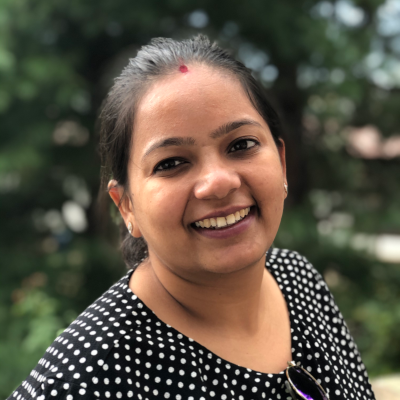 Nidhi Bansal avatar image