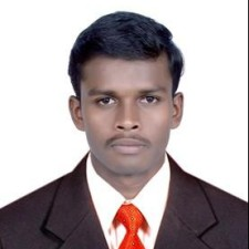 Avatar for Velmurugan from gravatar.com