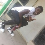 "Madt Freestyle!! This Young Act ""Lil Frosh"" Spit Fire On The Mic On The Street Of Lagos ""Firi Yahoo"""