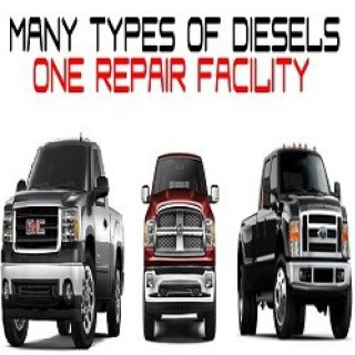 Diesel Repair and Services