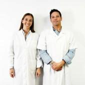 Roberto Ortiz y Beatriz Bassas