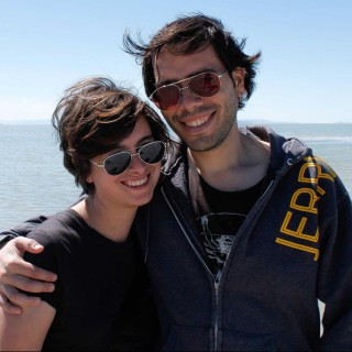 Sam and Veren