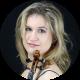 Violinist Zlata Brouwer