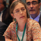 Paula Caballero - Senior Director of the Environment and Natural Resources Global Practice, World Bank