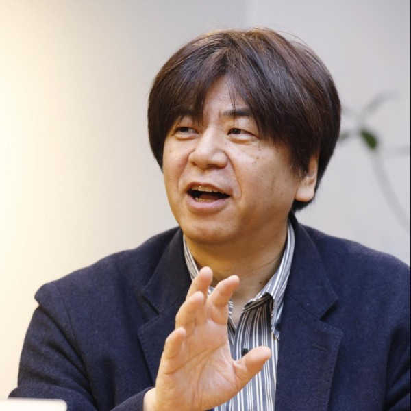 横山 隆治(デジタルインテリジェンス 代表取締役)