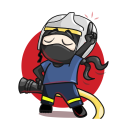 Equipo Bombero Ninja