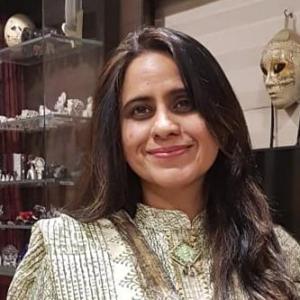Smita Khanna Roy Chowdhury