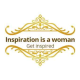 Inspiration is a woman