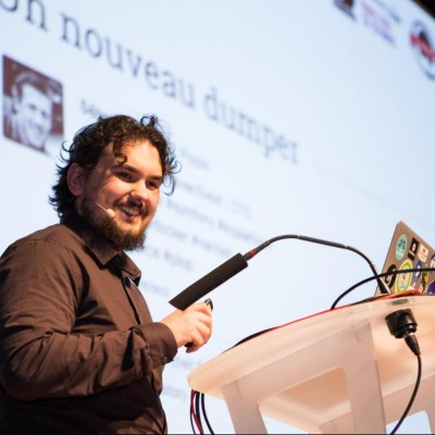 Avatar of Hamza Amrouche, a Symfony contributor
