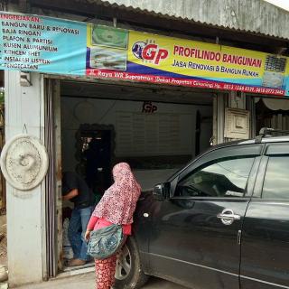 Toko Gypsum Profilindo Bangunan