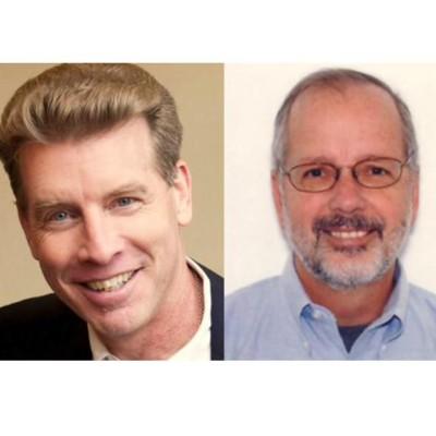 Bill Fotsch and John Case