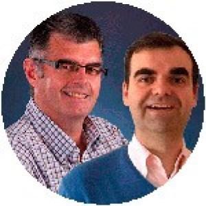 Juanjo y Raúl