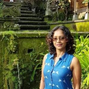 Sharmila Rajagopal