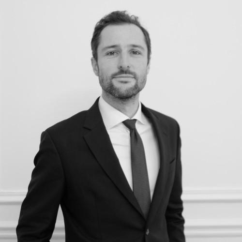 Romain Rue, avocat au barreau de Paris