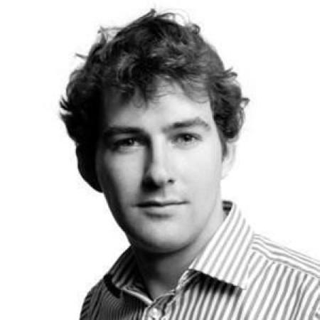 Ketchum author Alastair McCormick