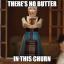 A Churner of Churns