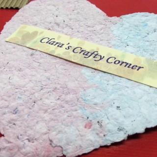 Clara's Crafty Corner