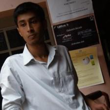 Avatar for abijithkp from gravatar.com