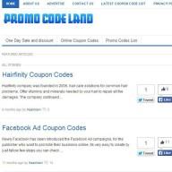 Promo Code Land