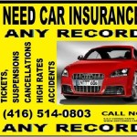 HIGH RISK INSURANCE, CREDIT ISSUES,