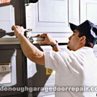 Mcdonough Garage Door Repair