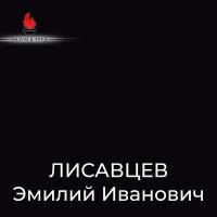 avatar for Лисавцев Эмилий