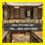 Jasa Pembuatan Kitchen Set Banjarbaru
