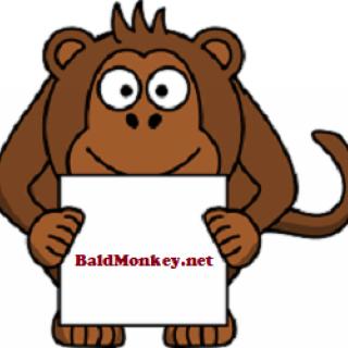 Bald Monkey