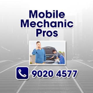 Mobile Mechanic Melbourne Pros Blog