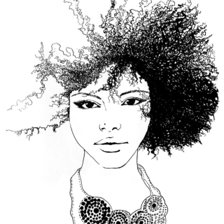 Cher Afro
