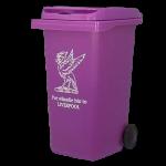 Purple Bin