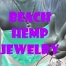 Beach Hemp Jewelry