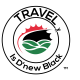 Travel Is D'new Black