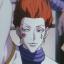 Hisoka'nın Kırmızı Saçı