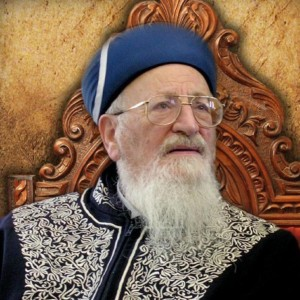 מרן הרב מרדכי אליהו