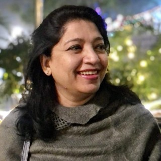 Shuvashree Chowdhury Ghosh