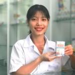 Dược sĩ: Trần Thị Hoa