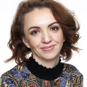Оксана Воронянская