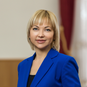 Оксана Щербанюк