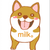 milk。